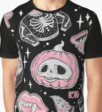 ♥ SPOOKS or CREEPS ? ♥  Graphic T-Shirt