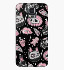 Funda/vinilo para Samsung Galaxy ♥ SPOOKS o CREEPS? ♥