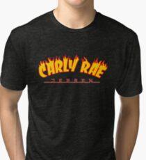 Carly Rae Thrasher Tri-blend T-Shirt