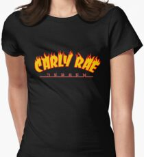Carly Rae Thrasher Women's Fitted T-Shirt