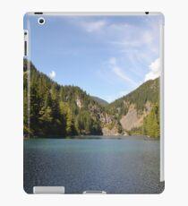 The End of a Beautiful Hike iPad Case/Skin