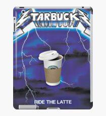 Ride The Latte iPad Case/Skin