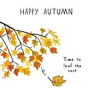 Happy Autumn! by malouzuidema