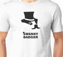 Swanky Badger Unisex T-Shirt