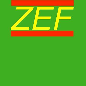 ZEF by joebugdud