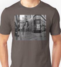 Jack Kerouac Alley Unisex T-Shirt