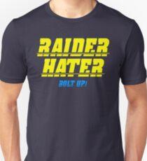 Raider Hater! Bolt UP! T-Shirt