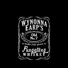 Earp Whiskey by Atomic Octopus  Designs