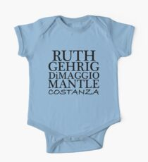 COSTANZA YANKEES Kids Clothes