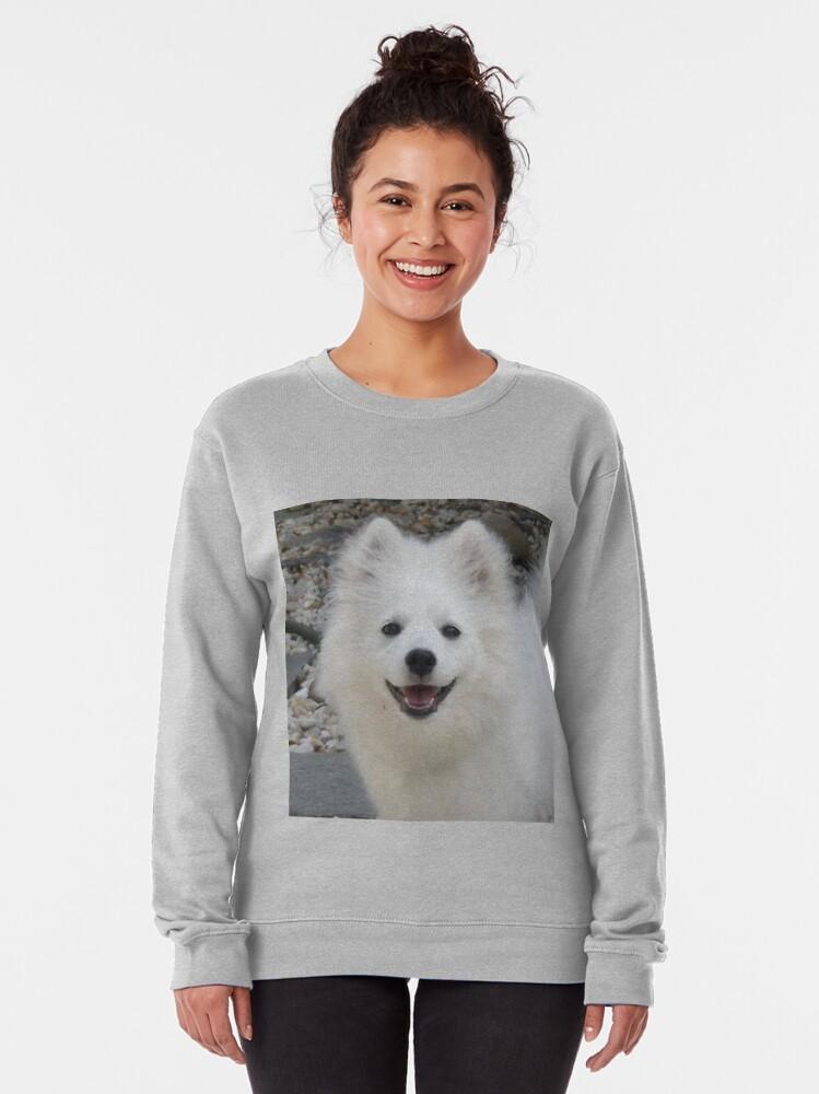 I Love American Eskimo Dogs Children Hoodie