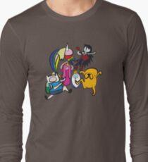 NINJIA CREW Long Sleeve T-Shirt