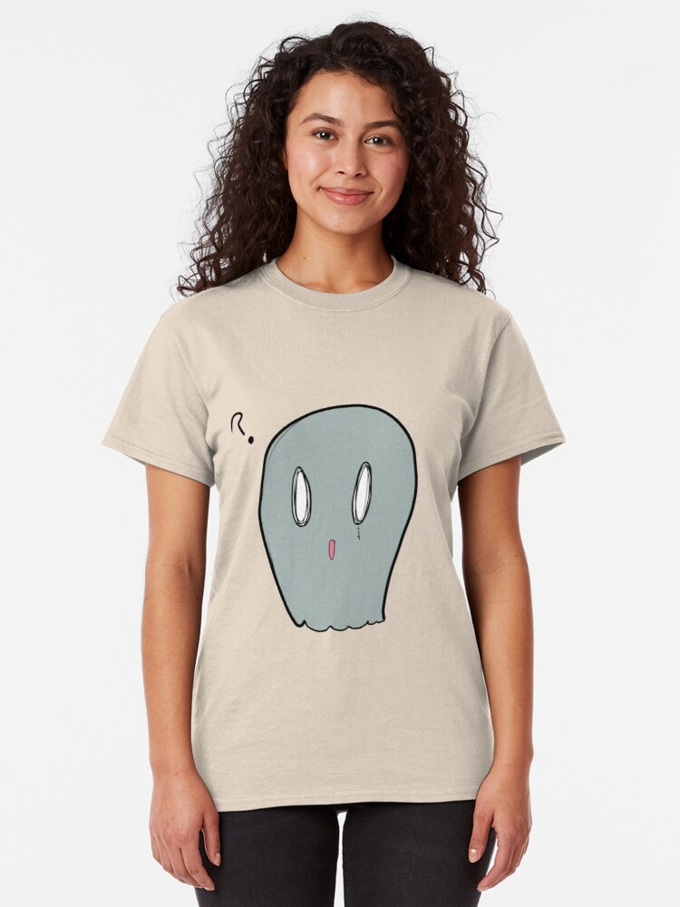 Vista alternativa de Camiseta clásica Fantasma