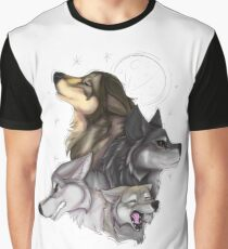 Wolfpack in all its glory Graphic T-Shirt