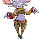Tristana - Textless by Katanagraphix