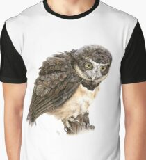 Spectacled Owl Graphic T-Shirt