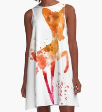 Bambi A-Line Dress