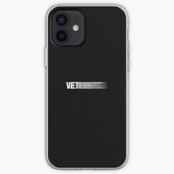 Vetements Motion Logo Coque souple iPhone