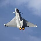 RAF Typhoon FGR4 at Southport 2016 by PhilEAF92