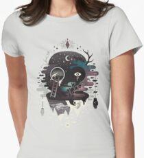 Daemon Women's Fitted T-Shirt
