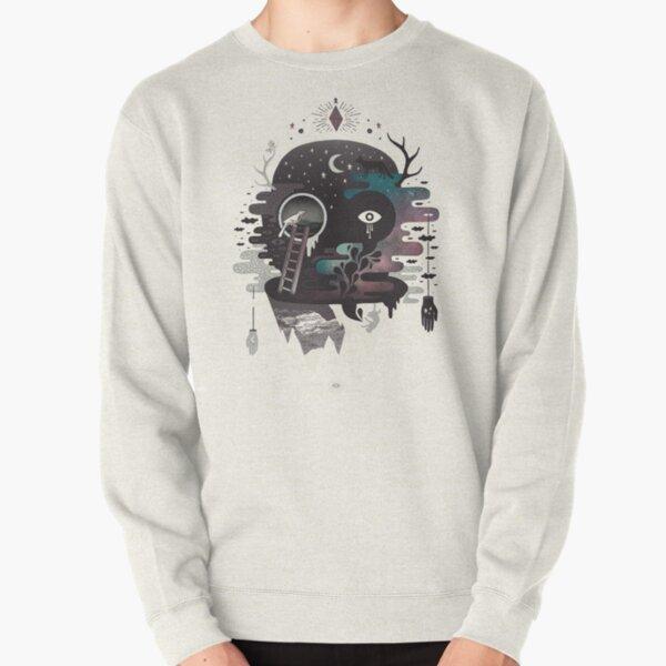 Daemon Pullover Sweatshirt