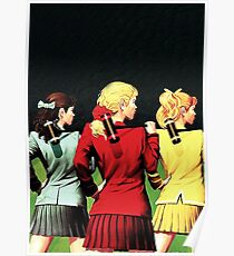 Heathers Musical Poster