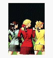 Heathers Musical Photographic Print