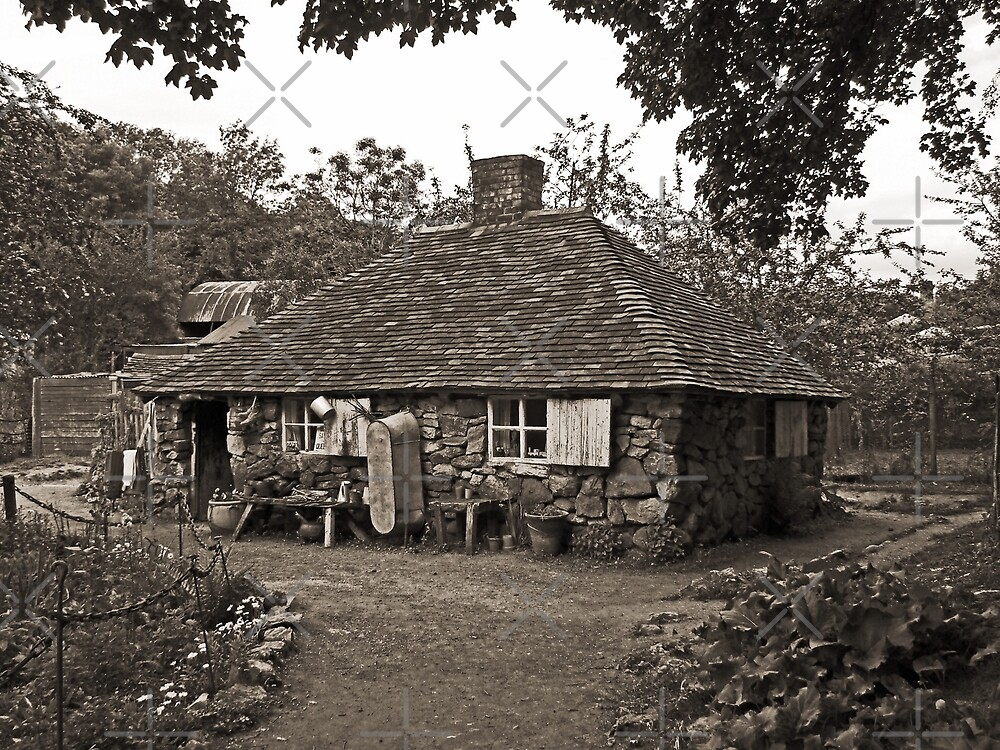 Squatters Cottage by Yampimon