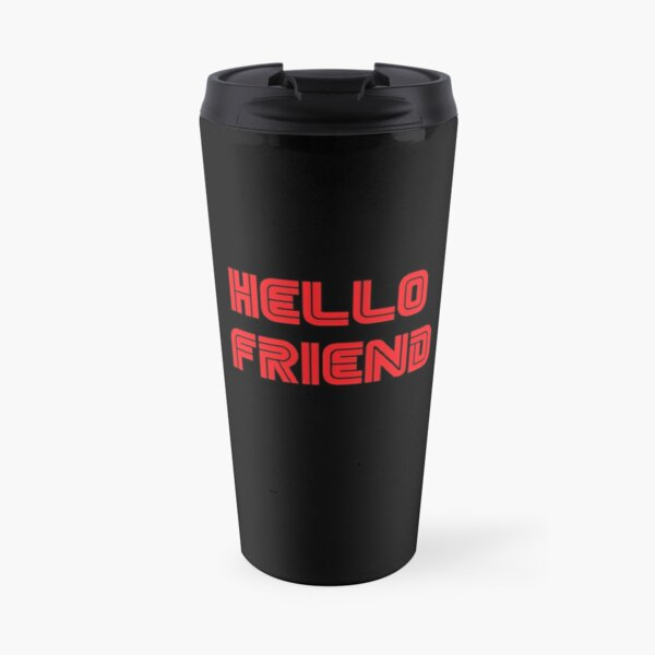 Mr. Robot - Hello friend Travel Mug