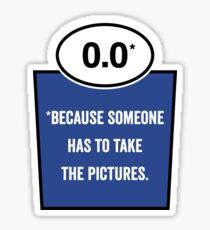 0.0 - Take the Pictures Sticker