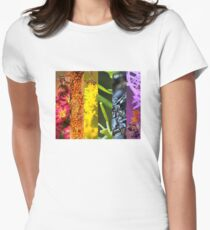 Gay Insect Pride Women's Fitted T-Shirt