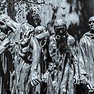 The Burghers of Calais by Thaddeus Zajdowicz