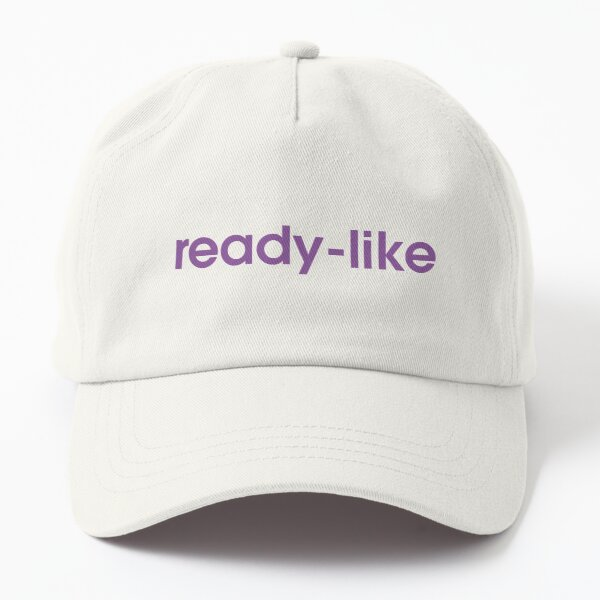 ready-like Insecure Title Block - Insecure Tv Show - Season 3 Dad Hat