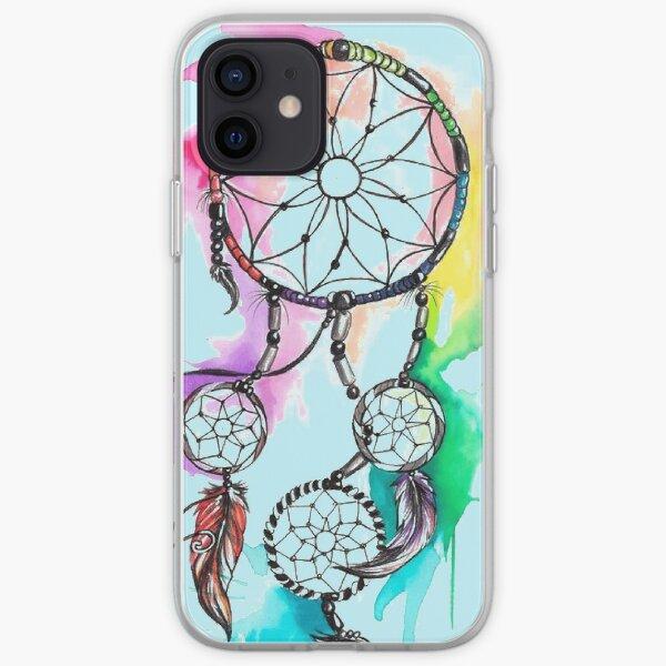 Dreamcatcher Tattoo iPhone Soft Case