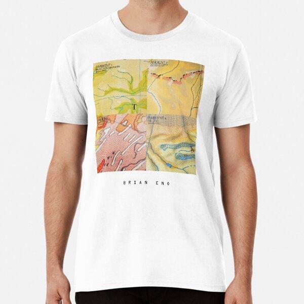 BRIAN ENO Vll Premium T-Shirt