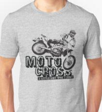 A Little Dirt Won't Hurt Motocross T-Shirt Unisex T-Shirt