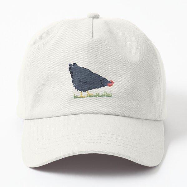 Big Black Chook Dad Hat