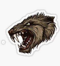 Mythological Creature shirt Sticker