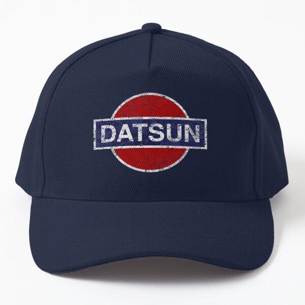 Datsun Vintage Car Baseball Cap
