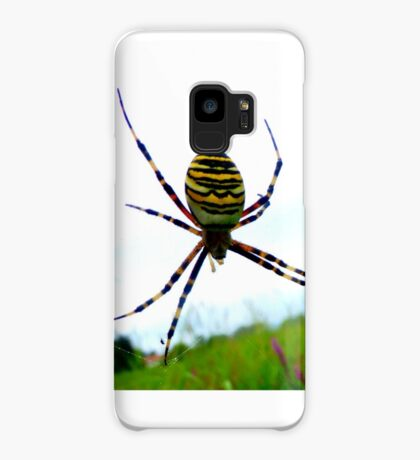 Wasp Spider Case/Skin for Samsung Galaxy