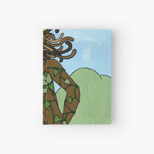 Nature Hardcover Journal