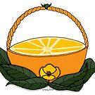 Orange Basket by tljackson
