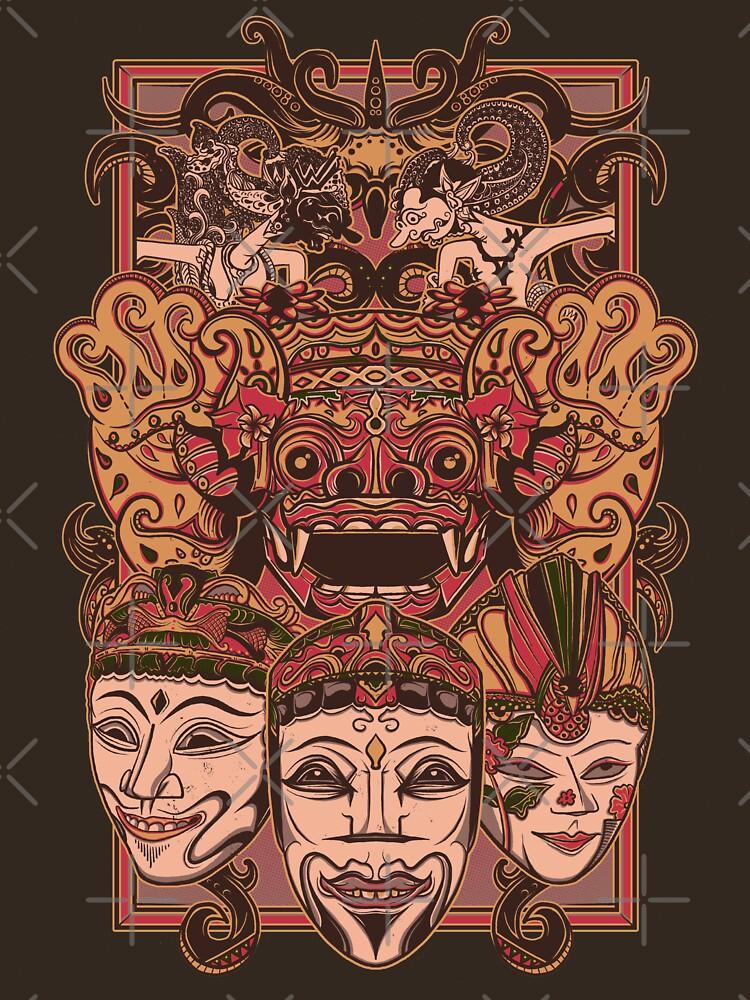 Nusantara by GODZILLARGE