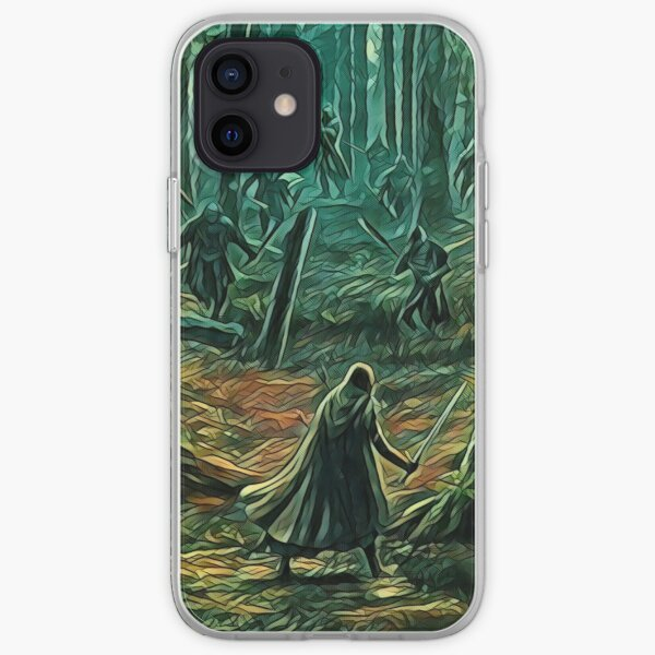 The Last Stand - Fantasy iPhone Soft Case