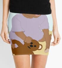 Toddler and Teddy Mini Skirt