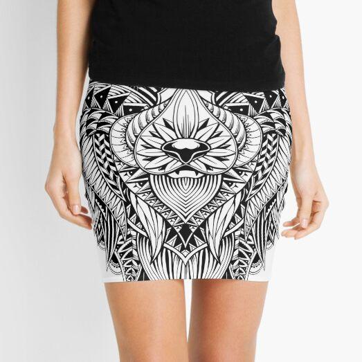 Wild Spirit Mini Skirt