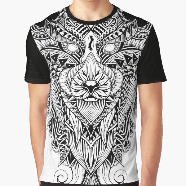 Wild Spirit Graphic T-Shirt