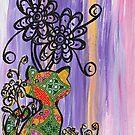 Cute Cat by kewzoo