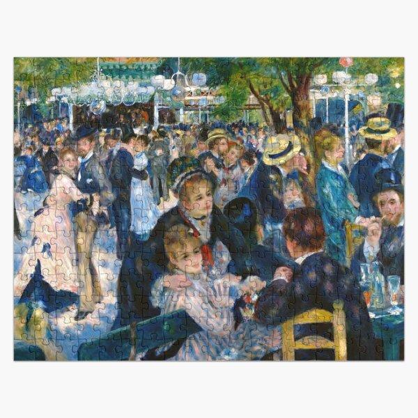 Dance at Le Moulin de la Galette Pierre Auguste Renoir Jigsaw Puzzle