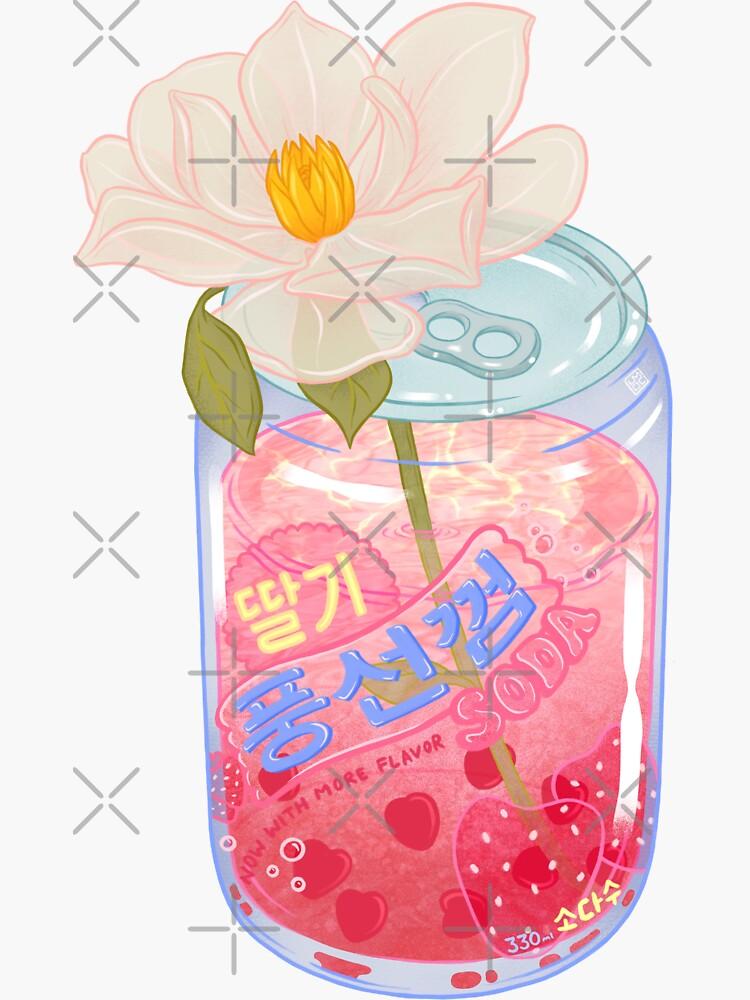 Strawberry Bubblegum by LauraOConnor