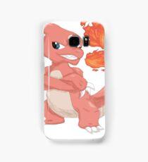Pokemon-Charmeleon Samsung Galaxy Case/Skin
